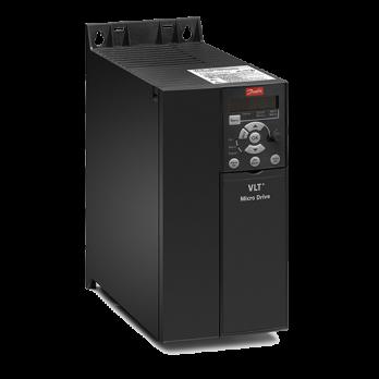 Danfoss VLT® Micro Drive FC 51 (1,5 кВт, 1 Ф, 220 В) 132F0005