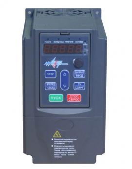 Частотный преобразователь ЛИДЕР А-300 (0,75 кВт, 380 В, 3 Ф, IP 20)
