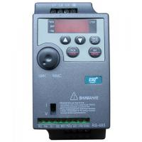 Частотный преобразователь ESQ-210-2S-0.4K 0.4кВт 200-240В