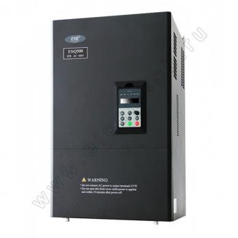 Частотный преобразователь ESQ-500-4T1100G/1320P 110/132кВт 380-460В