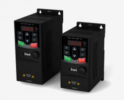 Частотный преобразователь INVT GD20-0R4G-S2 (0,4 кВт, 220 В, 1 Ф, IP 20)
