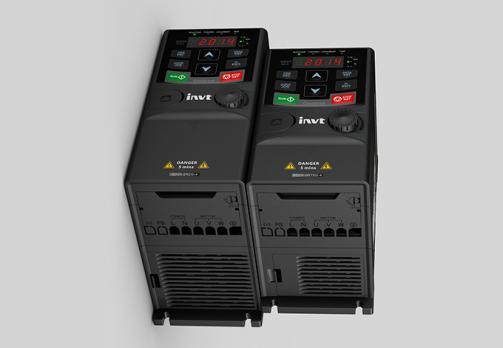 Частотный преобразователь INVT GD20-0R7G-4 (0,75 кВт, 380 В, 3 Ф, IP 20)