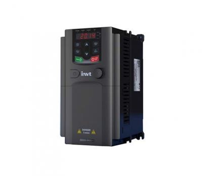 Частотный преобразователь INVT GD200A-0R7G-4 (0,75 кВт, 380 В, 3 Ф, IP 20)