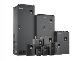 Частотный преобразователь INVT GD200A-1R5G-4 (1,5 кВт, 380 В, 3 Ф, IP 20)