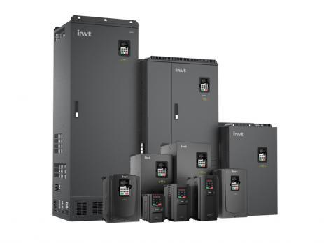 Частотный преобразователь INVT GD200A-7R5G/011P-4 (7,5/11 кВт, 380 В, 3 Ф, IP 20)