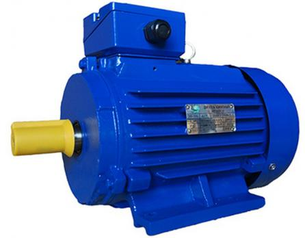 Электродвигатель АИР63B6 (0,25кВт,1000Об/мин)