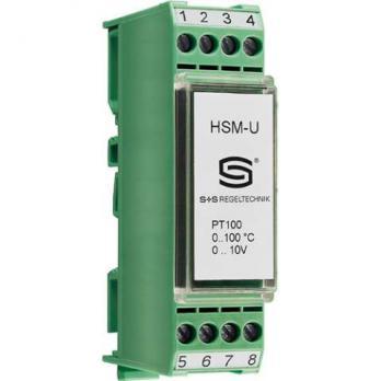 Измерительный преобразователь температуры HSM-U от S+S Regeltechnik
