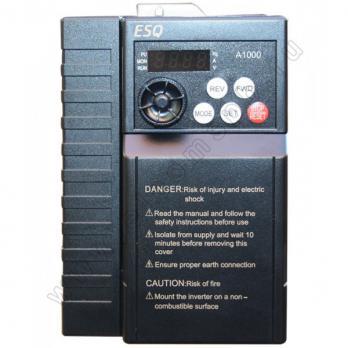 Частотный преобразователь ESQ-A1000-021-0.75K 0.75кВт 200-240В