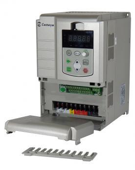 Силиум SL9-G3E-1d5/P3E-2d2 (1,5/2,2 кВт, 3Ф, 380В)