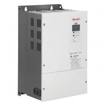 Частотный преобразователь Веспер E4-8400-075H (55 кВт, 3 Ф, 380 В)