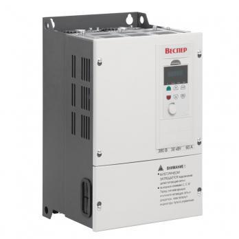 Частотный преобразователь Веспер E4-Р8402-40H (30 кВт, 3 Ф, 380 В)