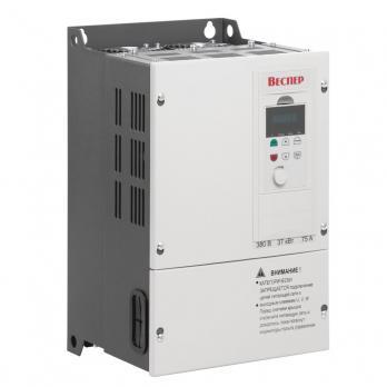 Частотный преобразователь Веспер E4-Р8402-50H (37 кВт, 3 Ф, 380 В)