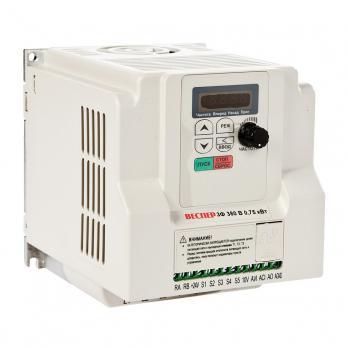 Частотный преобразователь Веспер E5-8200F-001H (0,75 кВт, 3Ф, 380 В)