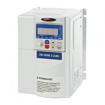 Частотный преобразователь Веспер E3-9100-003H (2,2 кВт, 3Ф, 380 В)