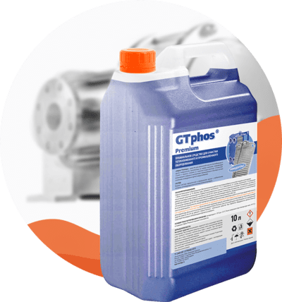 GTphos®Premium (50кг концентрат 1:10)