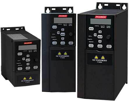 Преобразователь частоты RI51 (0,37 кВт, 220 В, 1 Ф)