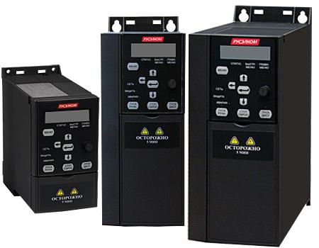 Преобразователь частоты RI51 (7,5 кВт, 380 В, 3 Ф)