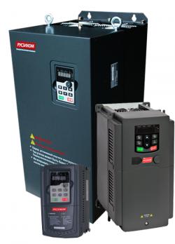 Преобразователь частоты RI200A-G (200 кВт, 380 В, 3 Ф)